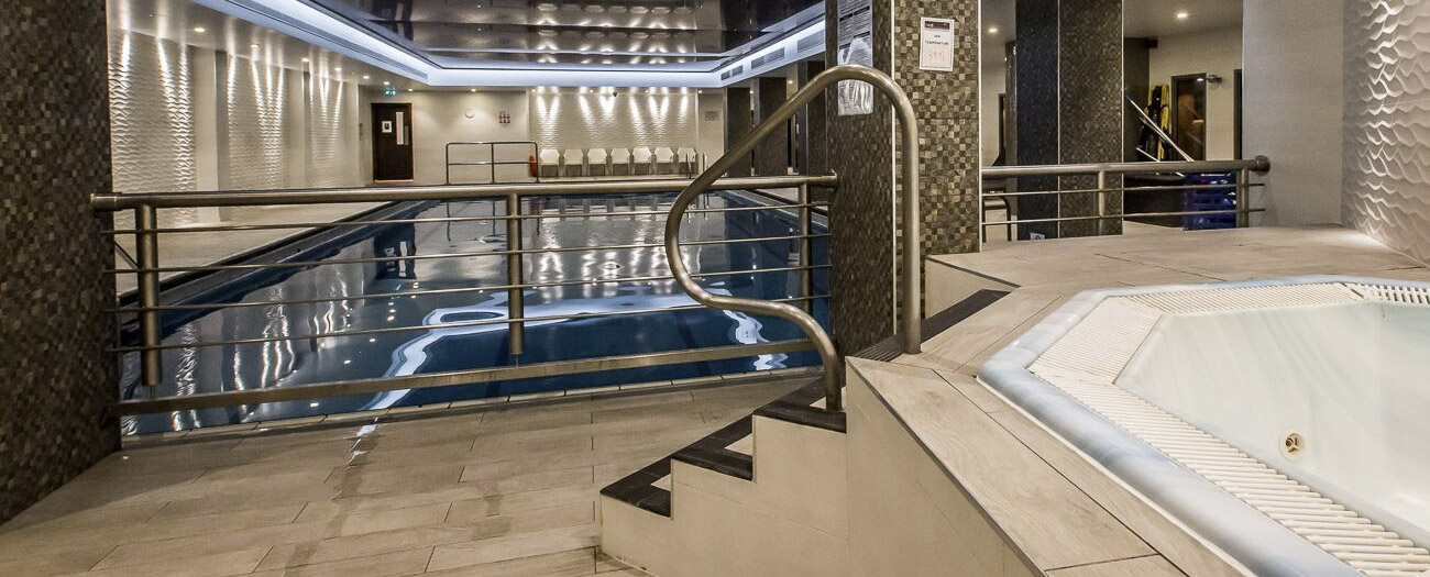 Holiday Inn London Kensington London Mosaic Health Spas