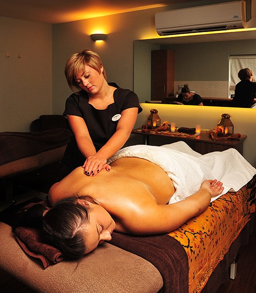 When is a Massage, not just a Massage? When it is a brand new Imagine Spa Massage!