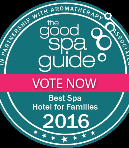 Ufford Park Spa nominated in The Good Spa Guide Awards 2016