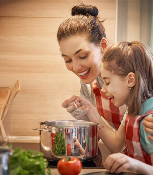 Five proven ways to boost family health!