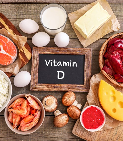 Let's talk: Vitamin D